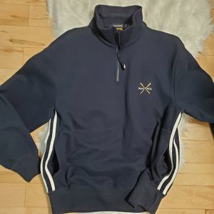 Mens Vintage Nautica Pullover Sweatshirt